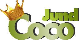 JUNDCOCO - Distribuidora de Óleo de Coco, Balde de Óleo de Coco Jundcoco, Farinha de coco